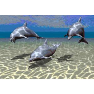 Мозаичное панно подводный мир 2020