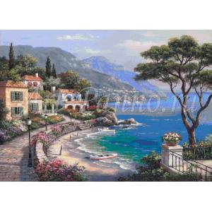 Мозаичное панно Средиземноморье 3001