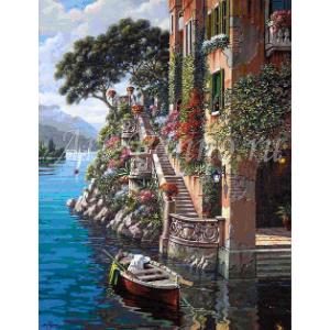 Мозаичное панно Средиземноморье 3006
