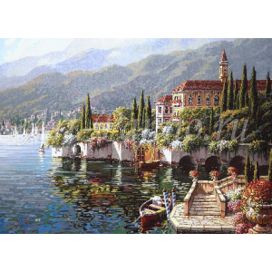 Мозаичное панно Средиземноморье 3007