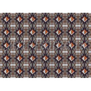 Ковер из мозаики 7003