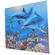 Мозаичное панно подводный мир 2006-3